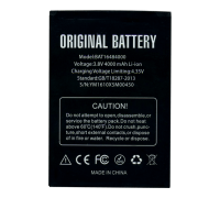 Батарея (АКБ Аккумулятор) Doogee X5 Max, X5 Max Pro BAT16484000 4000 mAh